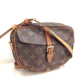 Auth Louis Vuitton Jeune Fille PM Bag 221LGB140